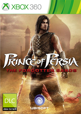 Prince of Persia: The Forgotten Sands [DLC/FREEBOOT/RUSSOUND]