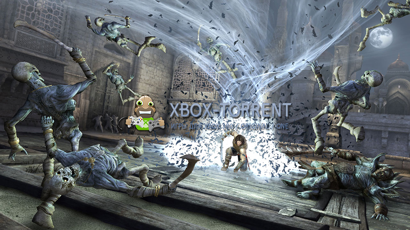Скачать торрент Prince of Persia: The Forgotten Sands [DLC/FREEBOOT/RUSSOUND] на xbox 360 без регистрации