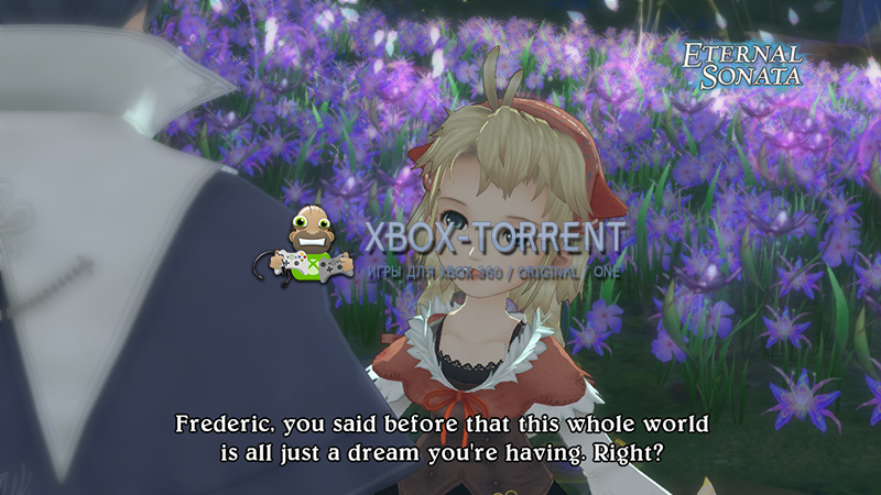 Скачать торрент Eternal Sonata [DLC/FREEBOOT/ENG] на xbox 360 без регистрации
