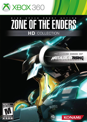 Zone of the Enders: HD Collection [FREEBOOT/ENG]