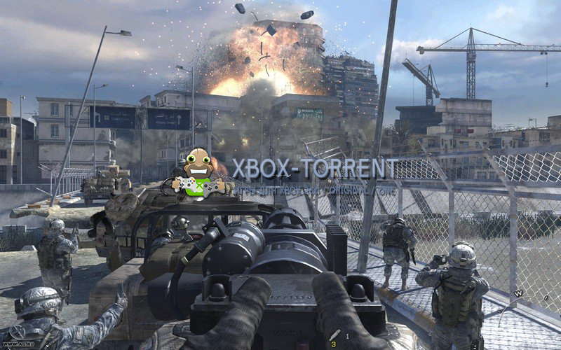 Скачать торрент Call of Duty - Modern Warfare 2 [FREEBOOT/RUSSOUND] на xbox 360 без регистрации