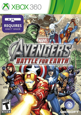 Marvel Avengers Battle for Earth [REGION FREE/ENG] (LT+3.0)