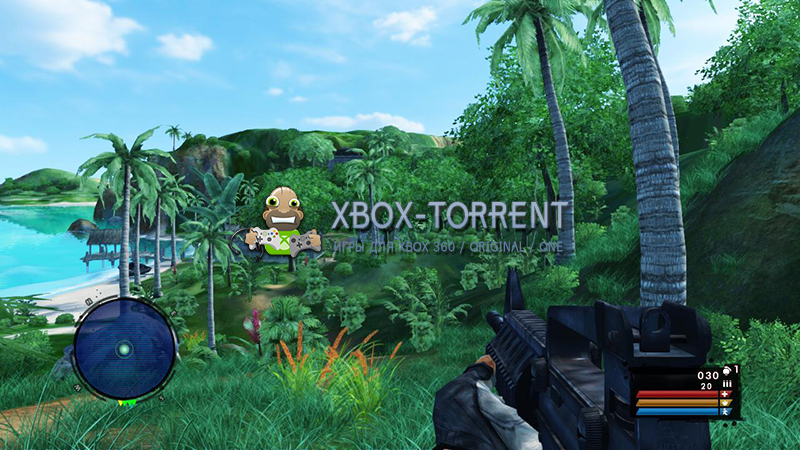 Скачать торрент Far Cry Classic [XBLA/FREEBOOT/RUSSOUND] на xbox 360 без регистрации