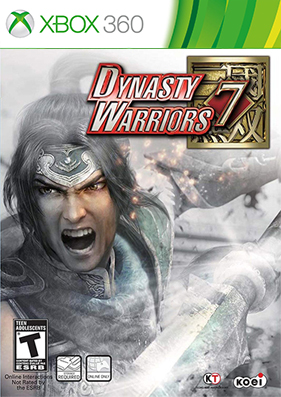 Dynasty Warriors 7 [PAL/ENG]