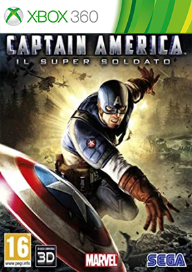 Captain America: Super Soldier [REGION FREE/RUS]