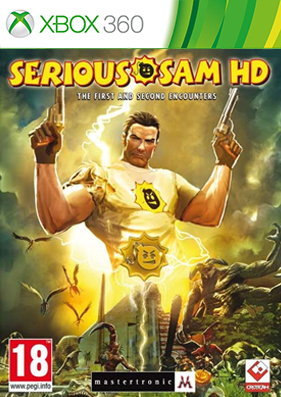 Serious Sam HD: The First and Second Encounters [FREEBOOT/ENG]