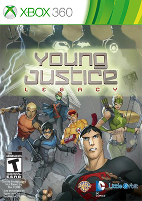 Young Justice: Legacy [PAL/ENG]