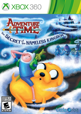 Adventure Time The Secret of the Nameless Kingdom [FREEBOOT/RUS]