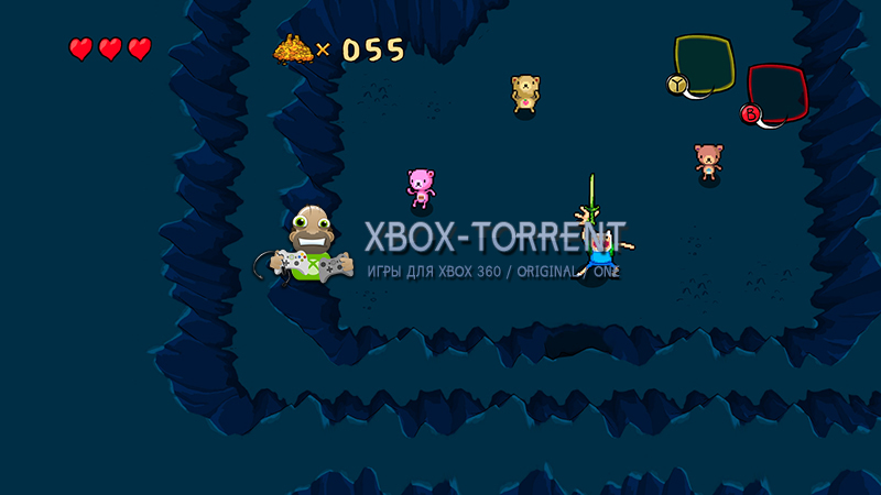 Скачать торрент Adventure Time The Secret of the Nameless Kingdom [FREEBOOT/RUS] на xbox 360 без регистрации