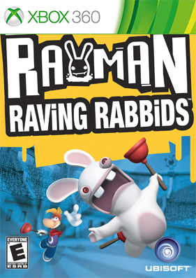Rayman Raving Rabbids [FREEBOOT/RUS]