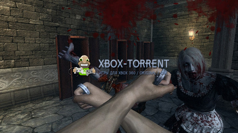 Скачать торрент Rise of Nightmares [REGION FREE/ENG] (LT+2.0) на xbox 360 без регистрации