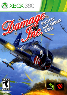 Damage Inc.: Pacific Squadron WWII [DLC/FREEBOOT/ENG]
