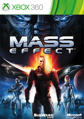 Mass Effect [FREEBOOT/RUS]