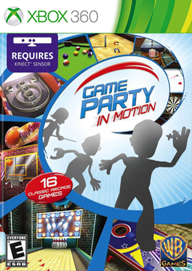 Game Party: In Motion [REGION FREE/ENG]