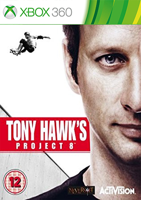 Tony Hawk's project 8 [FREEBOOT/ENG]