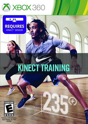 Nike+ Kinect Training [FREEBOOT/ENG]
