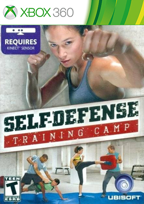 Self-Defense Training Camp [REGION FREE/RUSSOUND] (LT+2.0)