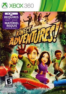 Kinect Adventures! [DLC/FREEBOOT/RUS]