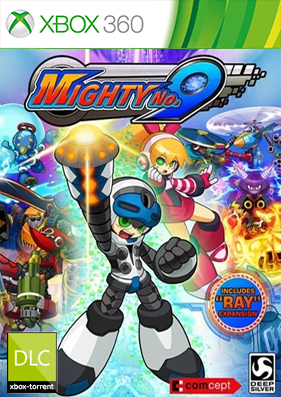 Mighty No. 9 [DLC/XBLA/FREEBOOT/RUS]