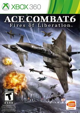 Ace Combat 6 Fires of Liberation [DLC/FREEBOOT/ENG]