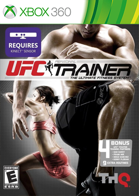 UFC Personal Trainer: The Ultimate Fitness System [DLC/FREEBOOT/ENG]