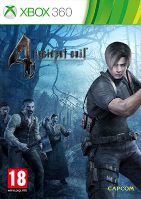Resident Evil 4 HD [FREEBOOT/RUSSOUND]