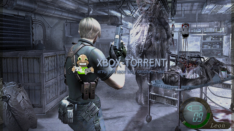 Скачать торрент Resident Evil 4 HD [FREEBOOT/RUSSOUND] на xbox 360 без регистрации