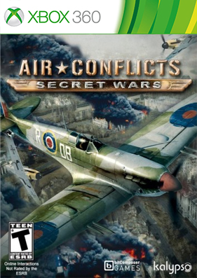 Air Conflicts: Secret Wars [PAL/ENG] (LT+1.9 и выше)