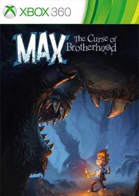 Max: The Curse of Brotherhood [XBLA/FREEBOOT/RUSSOUND]