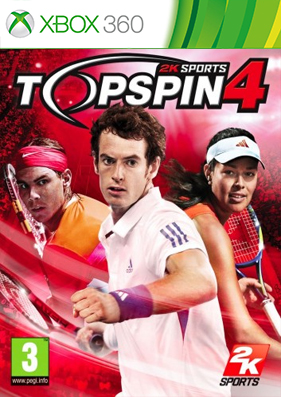 Top Spin 4 [REGION FREE/ENG]