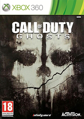 Call of Duty: Ghosts [DLC/FREEBOOT/RUSSOUND]