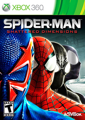 Spider-Man: Shattered Dimensions [GOD/RUS]