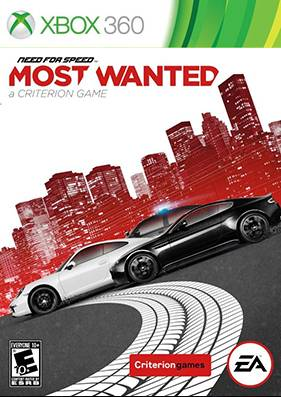 Need For Speed Most Wanted [PAL/RUSSOUND] (LT+2.0)