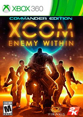 XCOM: Enemy Within [GOD/RUSSOUND]