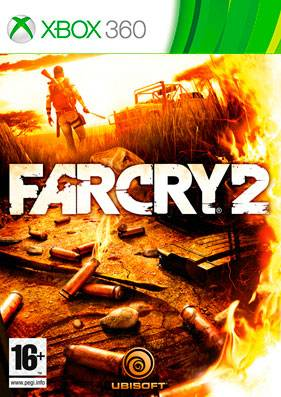 Far Cry 2 [JTAGRIP/RUS]