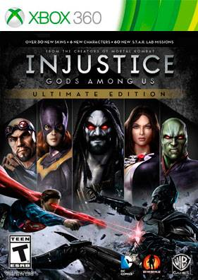 Injustice: Gods Among Us - Ultimate Edition [REGION FREE/RUS] (LT+2.0)