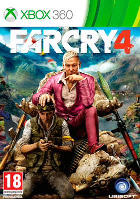 Far Cry 4 [REGION FREE/RUSSOUND] (LT+2.0)