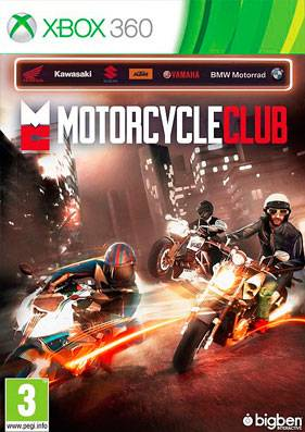 Motorcycle Club [PAL/ENG] (LT+1.9 и выше)