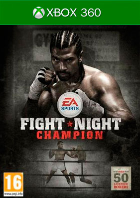 Fight Night Champion + DLC + TU [JTAG/RUS]