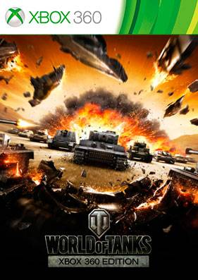 World of Tanks: Xbox 360 Edition [RUS] (LT+1.9 и выше)