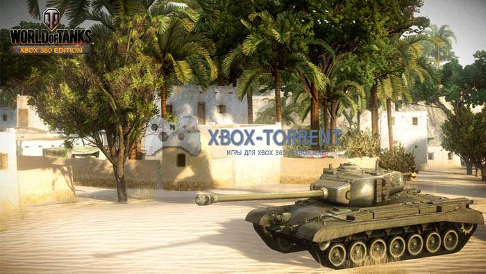 Скачать торрент World of Tanks: Xbox 360 Edition [RUS] (LT+1.9 и выше) на xbox 360 без регистрации