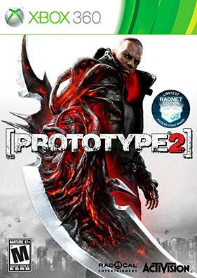 Prototype 2 [REGION FREE/RUSSOUND] (LT+3.0)