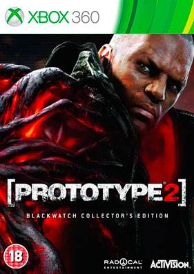 Prototype 2 [DLC/GOD/RUSSOUND]