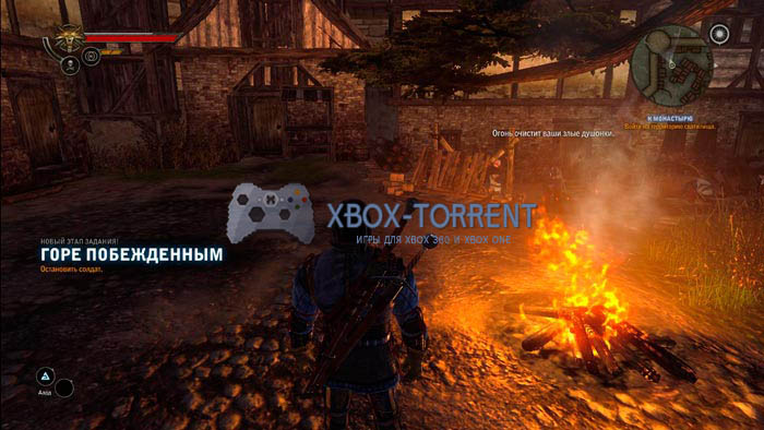 Скачать торрент The Witcher 2: Assassins of Kings [PAL/RUSSOUND] (LT+2.0) на xbox 360 без регистрации