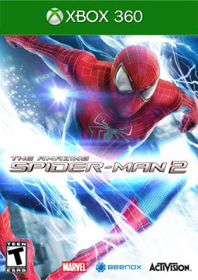 The Amazing Spider-Man 2 [PAL/RUSSOUND] (LT+2.0)