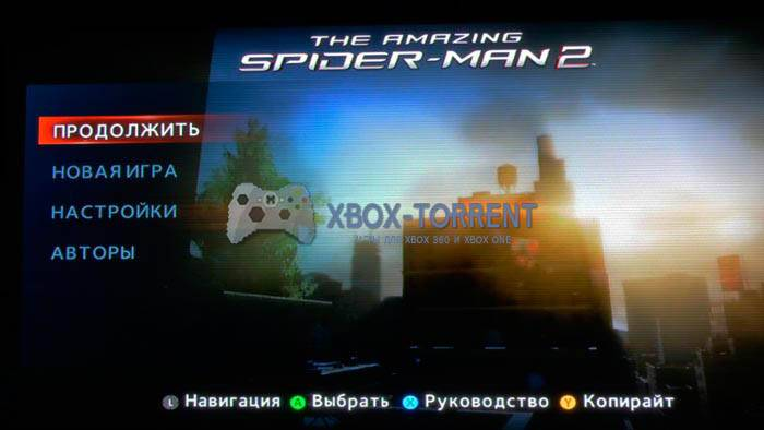 Скачать торрент The Amazing Spider-Man 2 [PAL/RUSSOUND] (LT+2.0) на xbox 360 без регистрации