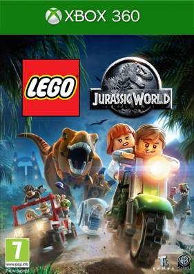 LEGO Jurassic World [REGION FREE/RUS] (LT+3.0)