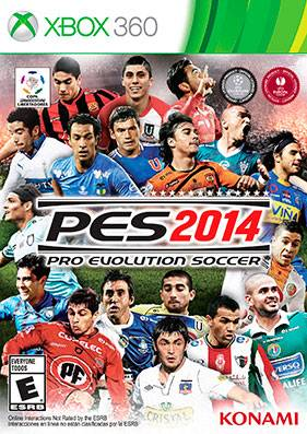 Pro Evolution Soccer 2014 / PES 2014 [GOD/RUS]