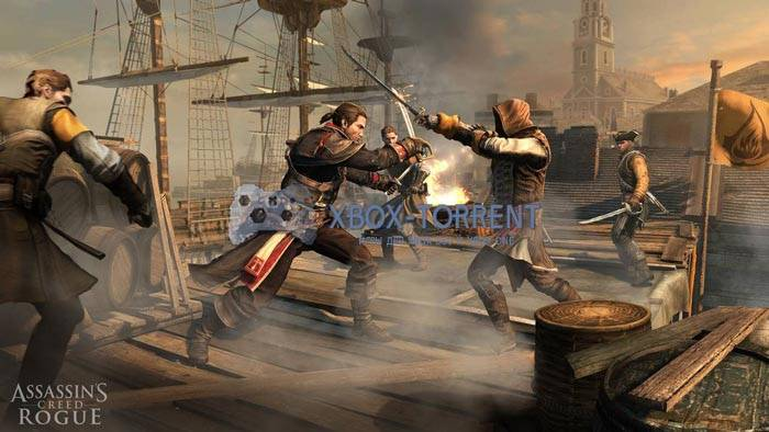 Скачать торрент Assassin's Creed Rogue [GOD/RUSSOUND] на xbox 360 без регистрации