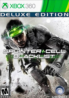Скачать торрент Tom Clancys Splinter Cell: Blacklist - Deluxe Edition [GOD/RUSSOUND] на xbox 360 без регистрации